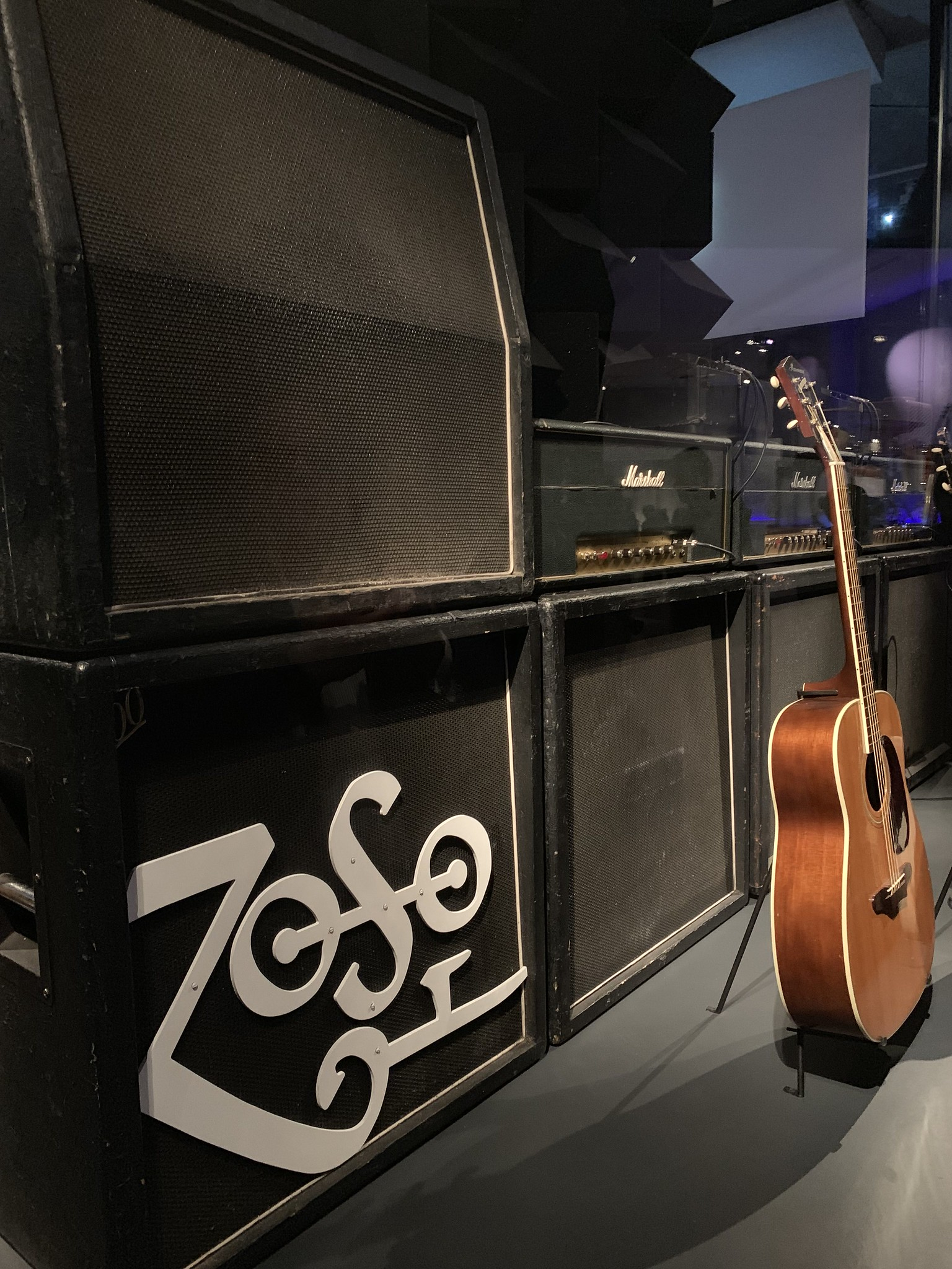 Jimmy Page's Rig