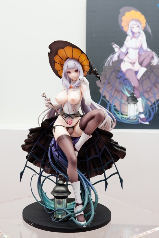 [WF2019W] native Miss Oranjetto (02)