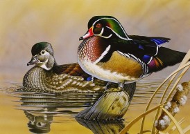 Image of Migratory Game Bird Stamp