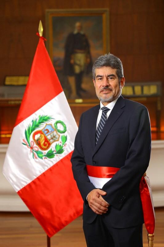 Gabinete ministerial del Presidente Martín Vizcarra.
