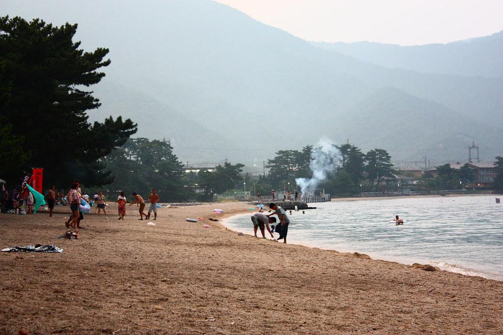 Omimaiko beach