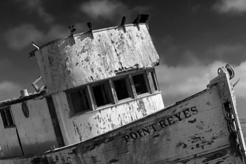 Derelict - Inverness - 2012