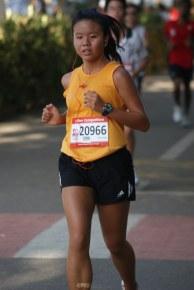 SingTel & Singapore Cancer Society Race Against Cancer 2012