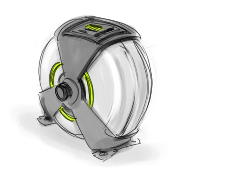 muscle generator