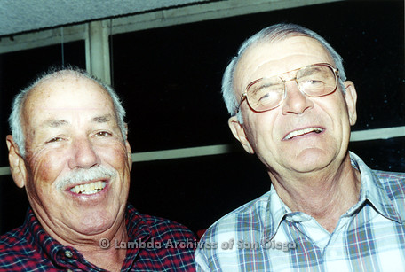 P040.080m.r.t SAGE General Meeting; 2 men