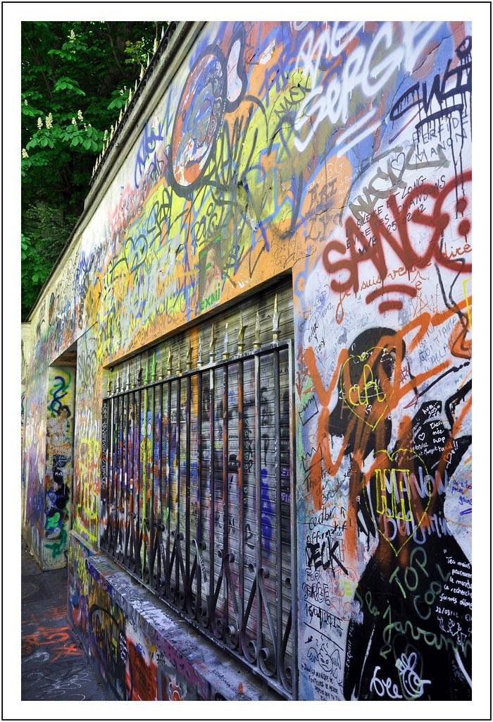 5 Bis Rue De Verneuil : verneuil, Verneuil, Entièrement, Recouvert, Flickr