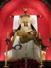 Nuestra Señora de la Piedad y Cristo de La Misericordia