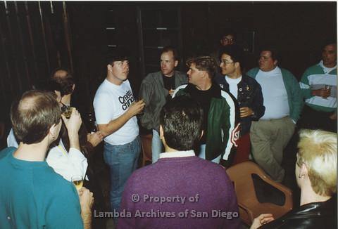 P001.172m.r.t 1st Anniversary 1991: Group photo
