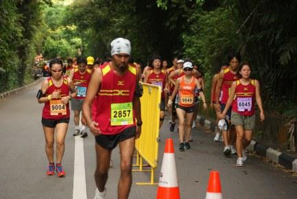 Mizuno PAssion Mount Faber Run 2012