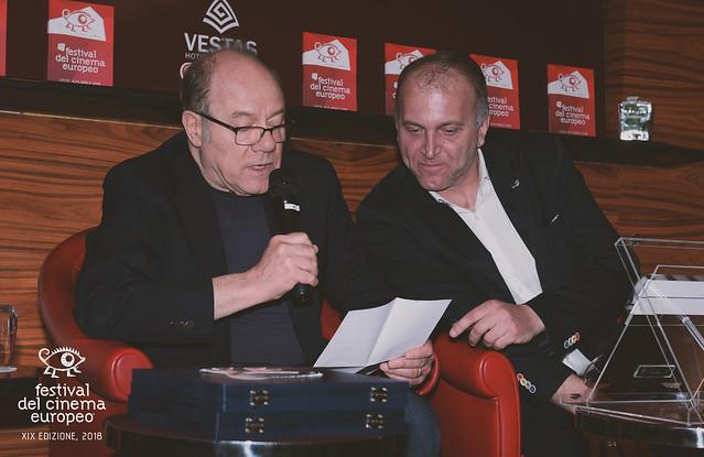FCE 2018 - Premio Mario Verdone - Incontro stampa