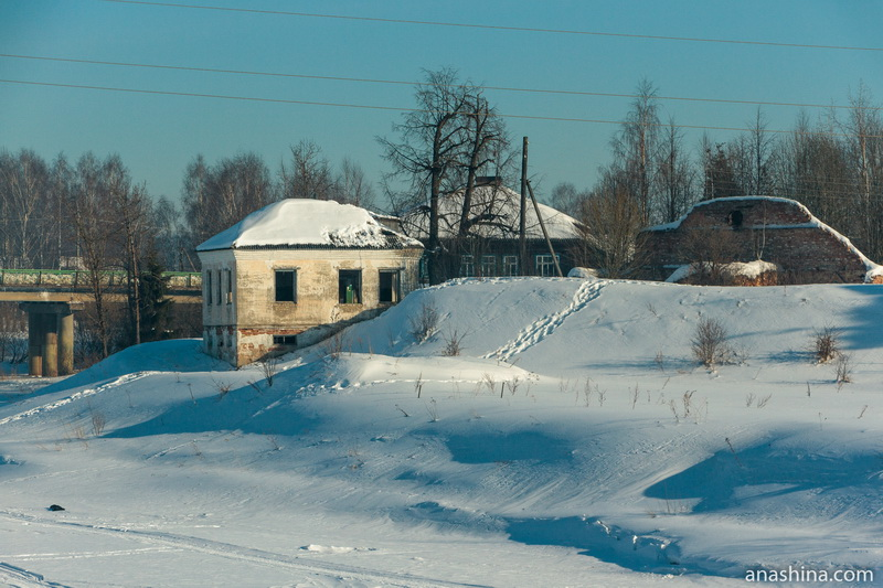 Городище на левом берегу реки Костромы, Солигалич
