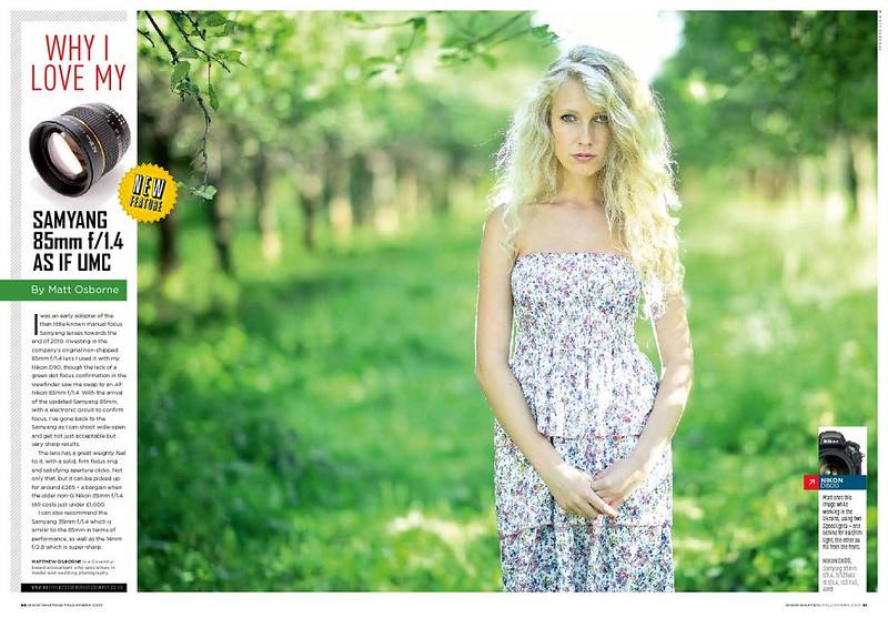 November 2012 - WhatDigitalCamera magazine