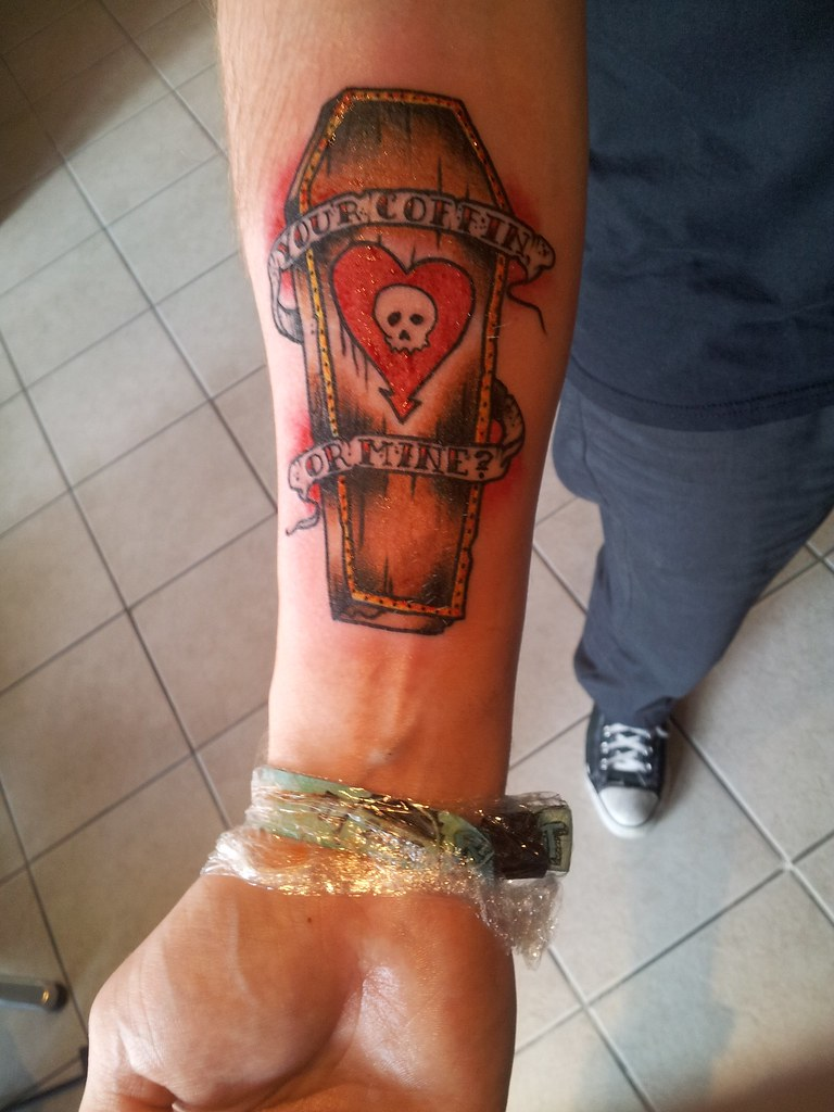 tattoo 2 alkaline trio
