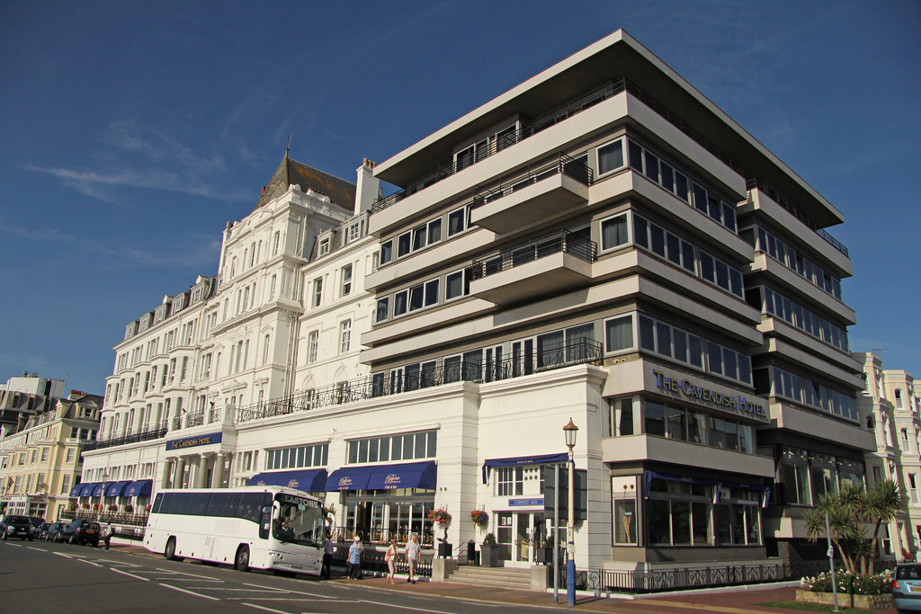 The Cavendish Hotel Eastbourne England The Cavendish H