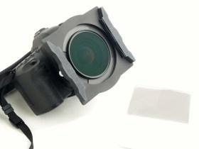 om 18/.5 with Progrey filter holder
