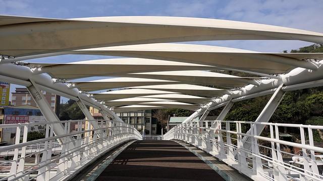 1st Scenic Canal Bridge, Kaohsiung