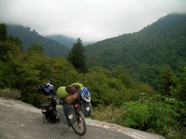 Looking into Karagöl National Park; I realized I did not have enough time here so I abandoned my route; I want to come back here by bryandkeith on flickr