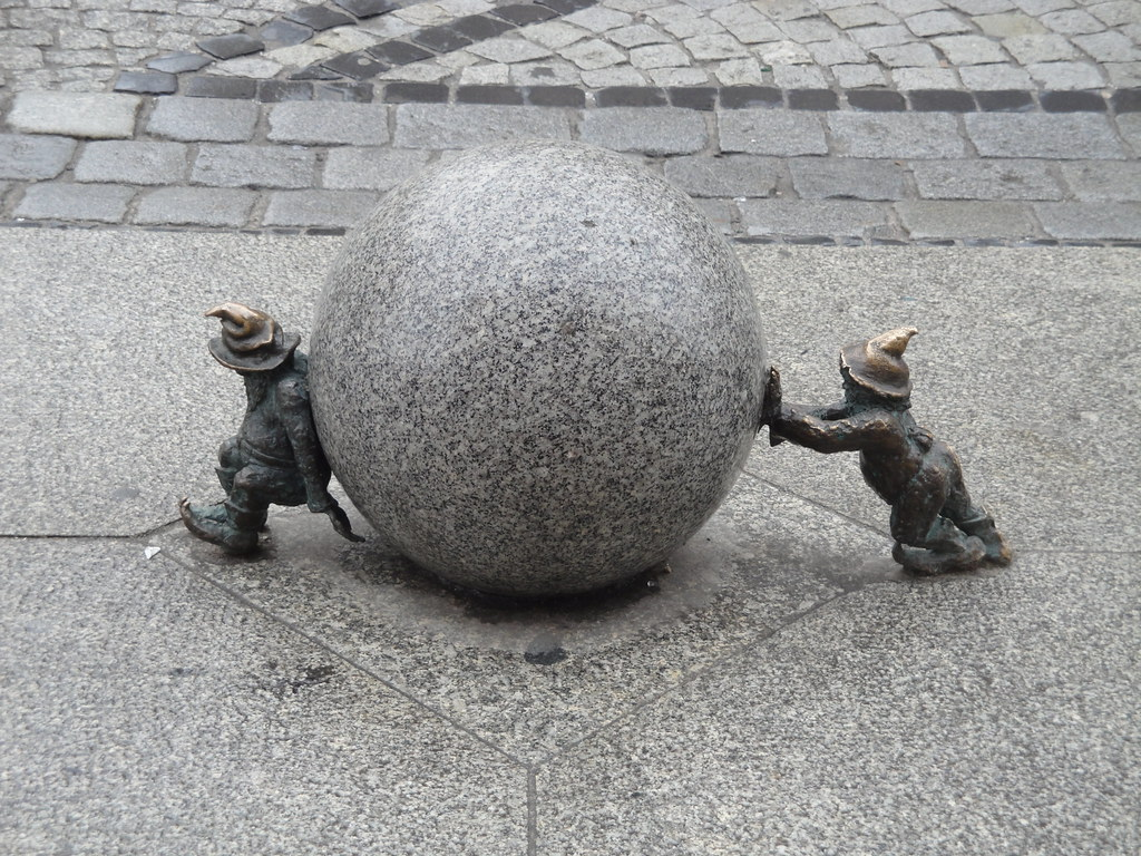 Public Art in Wroclaw