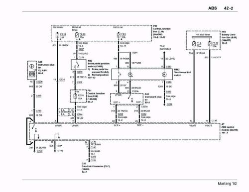 small resolution of  mustang abs wiring diagram by scifi geek