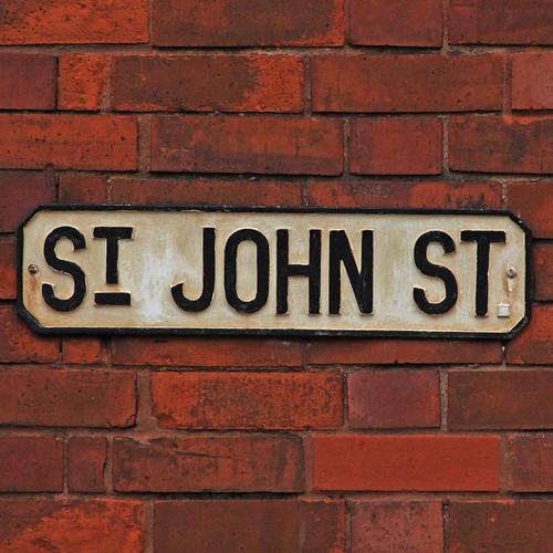 ST JOHN ST