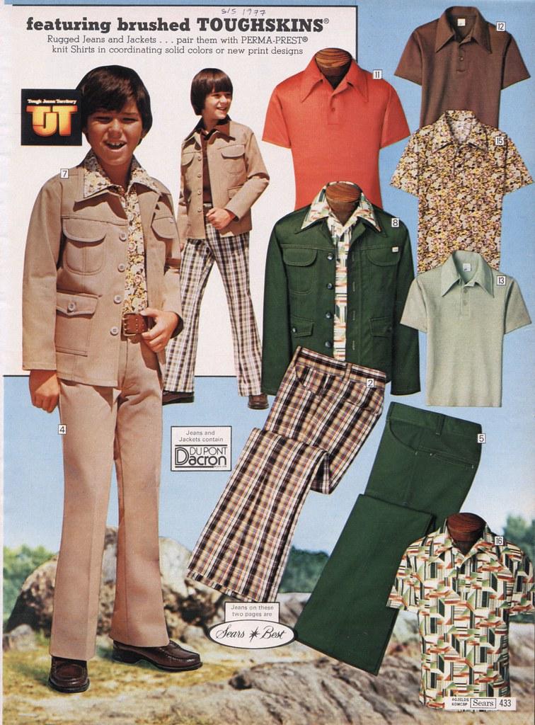 Sears Toughskins 1970s