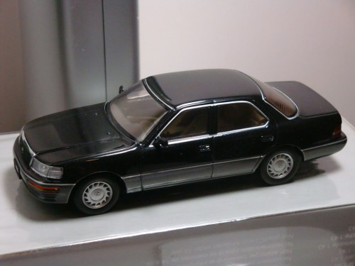 small resolution of  sapi 1 43 lexus ls400 black by expertmercedes