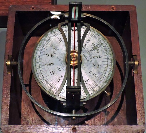 Azimuth compass | Canadian Museum of History; Hull (Gatineau… | Flickr