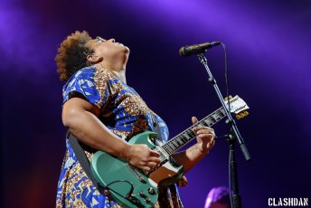 Alabama Shakes @ Music Midtown Festival in Atlanta GA on September 18th 2016