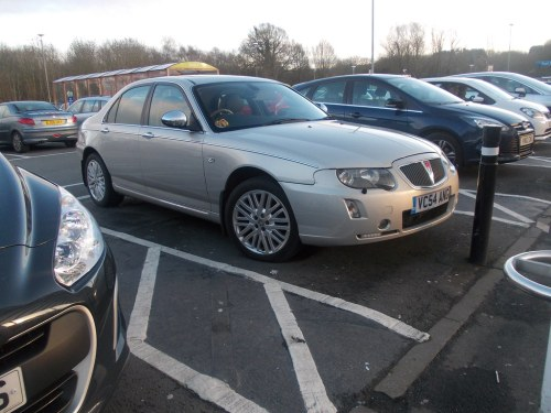 small resolution of  2005 rover 75 connoisseur se cdti by dgk 88