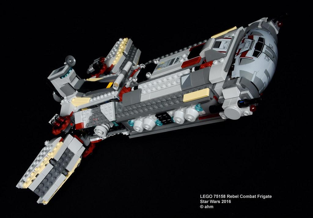 Star Wars Lego 75158 Rebel Combat Frigate Lego 75158 Rebel