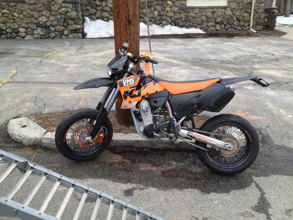 medium resolution of 2001 ktm 520 sx