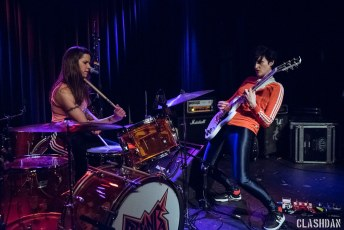 Bat Fangs @ Cats Cradle Back Room in Carrboro NC on March 20th 2018