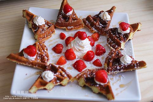 草莓鬆餅 | 政昌 楊 | Flickr