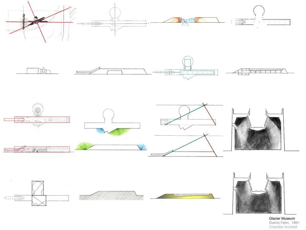 medium resolution of  glacier museum diagram set1 by cmusoarch2017