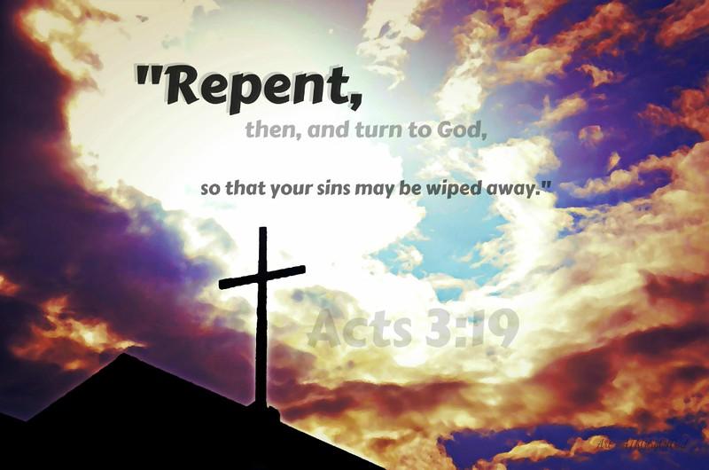 사도행전 3:19-21 - 베드로의 두번째 설교