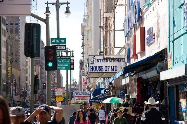 Los Angeles Historic Core
