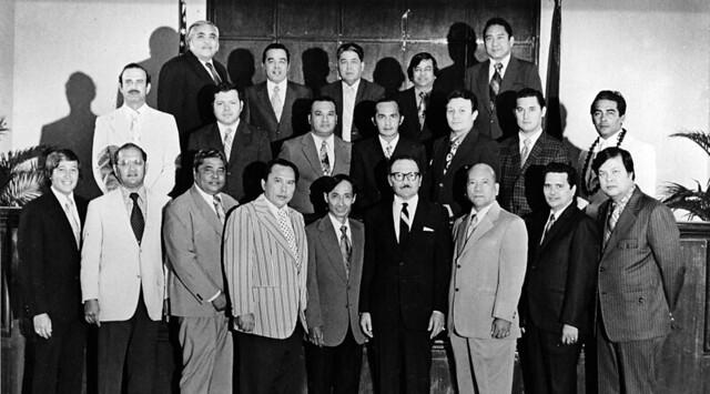 The 12th Guam Legislature, 1973