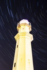 Star Trail @ Newhaven Harbour