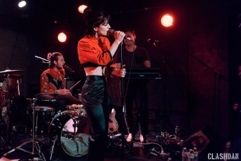 The Marias @ U Street Music Hall in Washington DC on March 27th 2018