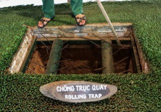 Trap, Cu Chi tunnels