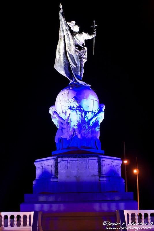 Monumento a Vasco Nuñez de Balboa