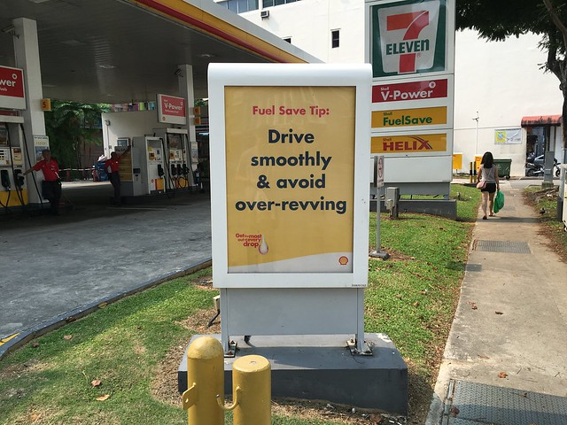 """Drive smoothly and avoid over-revving"""