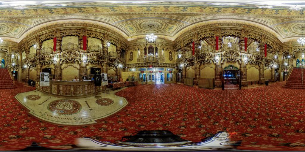 United Palace lobby