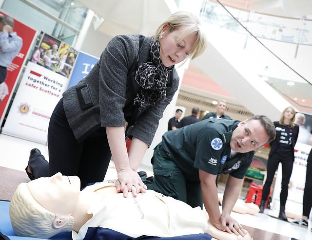 Getting Scotland CPR ready