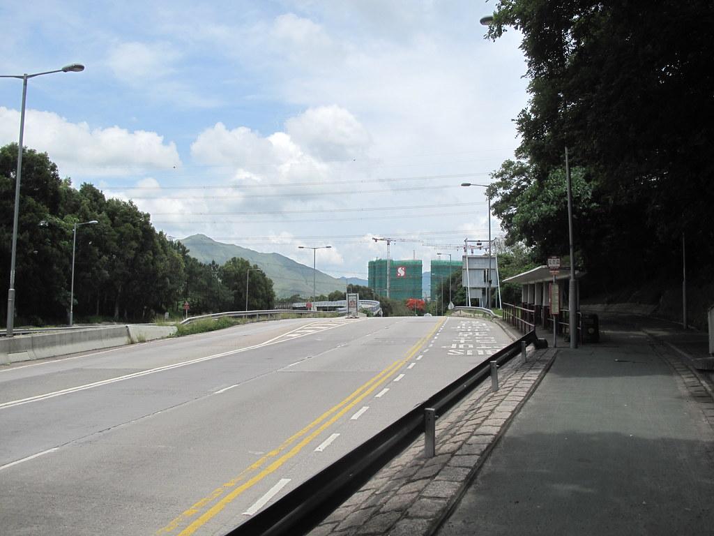 青山公路-元朗段和東成里巴士站 | Martin Ng | Flickr