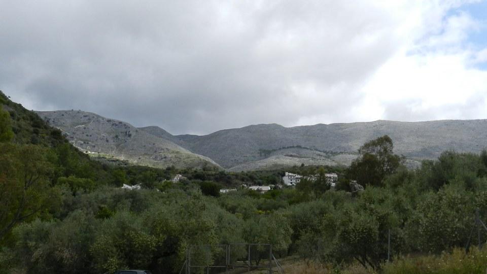 Periana aldea Baños de Vilo Malaga 19