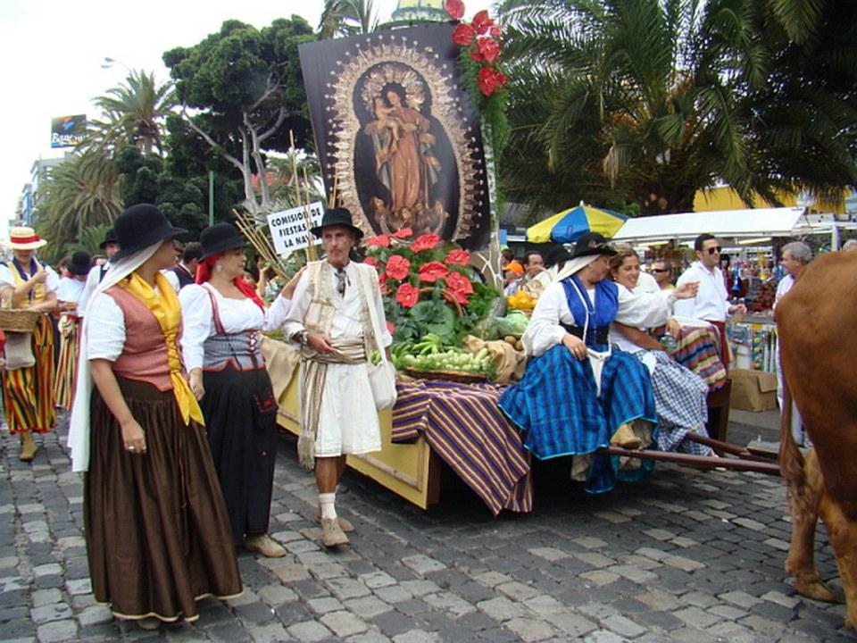 Romeria 2010 Las Palmas de Gran Canaria 27