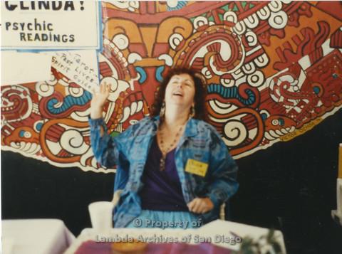 Lesbian Community Cultural Arts (LCCA) Cultural Weekends: Glinda Havens, Centro Cultural.