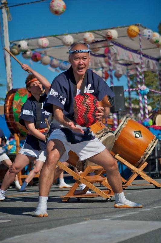 San Jose Taiko - San Jose Obon お盆 2012
