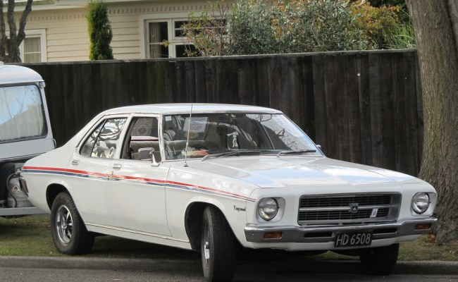 1973 Holden Hq Kingswood Hd6508 This Is An Actual 1974